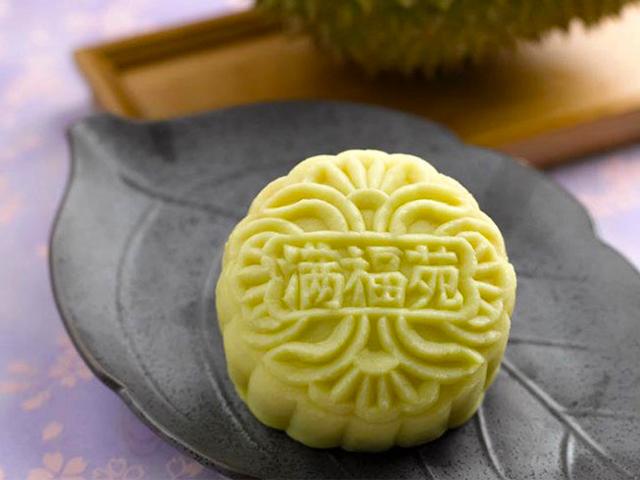 Bánh trung thu dẻo sầu riêng Kinh Đô