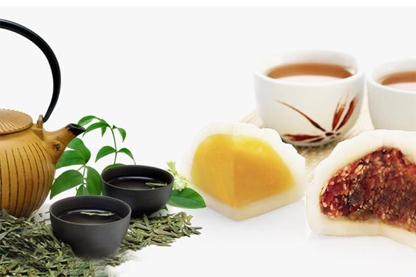 Bánh trung thu dẻo hạt sen Kinh Đô