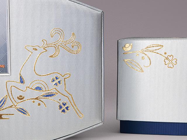 Bánh trung thu trăng vàng bạch kim đắc lộc Kinh Đô
