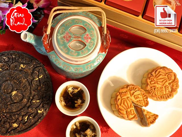 Giá bánh Trung thu Kinh Đô ở HCM