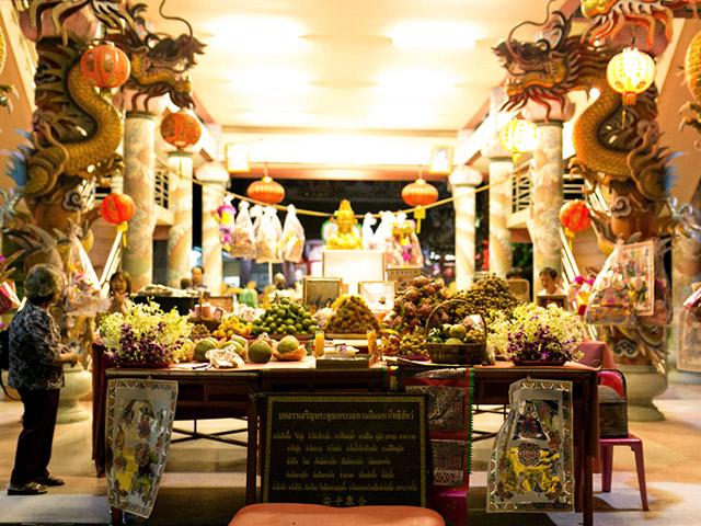 Tết Trung Thu Thái Lan