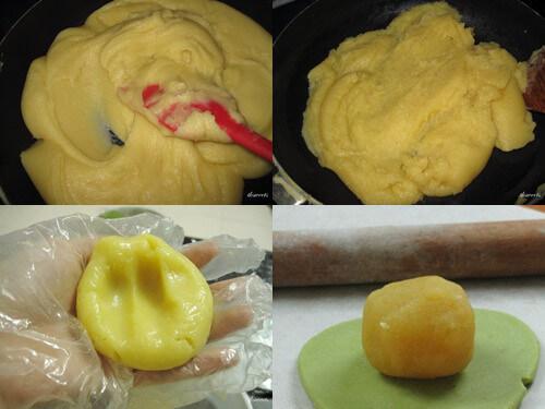 Cách làm bánh Trung thu nhân đậu xanh cực ngon