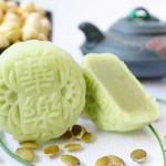 Bánh trung thu dẻo hạt sen hạt dưa Kinh Đô