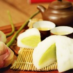 Bánh trung thu dẻo hạt sen 1 trứng Kinh Đô