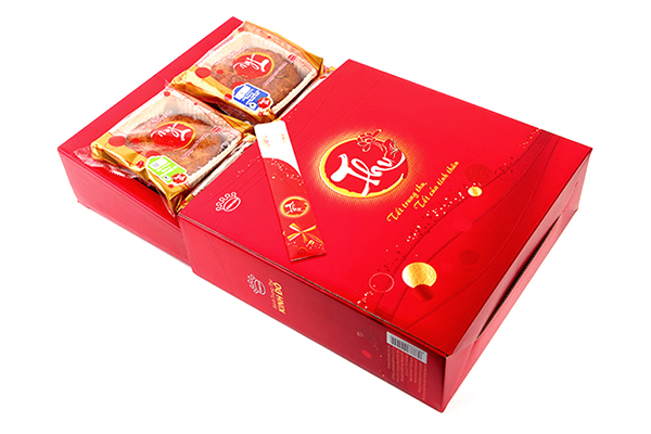 Hộp bánh trung thu Kinh Đô chọn sẵn 10