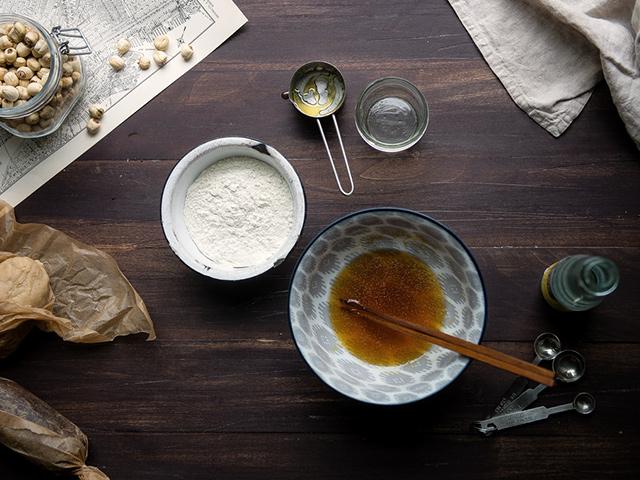 Bánh trung thu cách làm nước đường siro