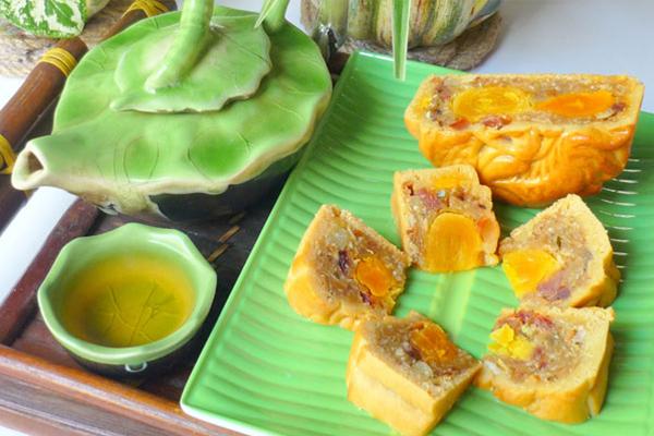 Hình ảnh bánh Trung Thu Kinh Đô 2015 vào mùa cao điểm