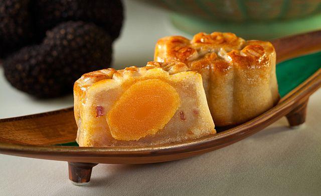 Hình ảnh Bánh Trung Thu Hong Kong ngon nhất quả đất