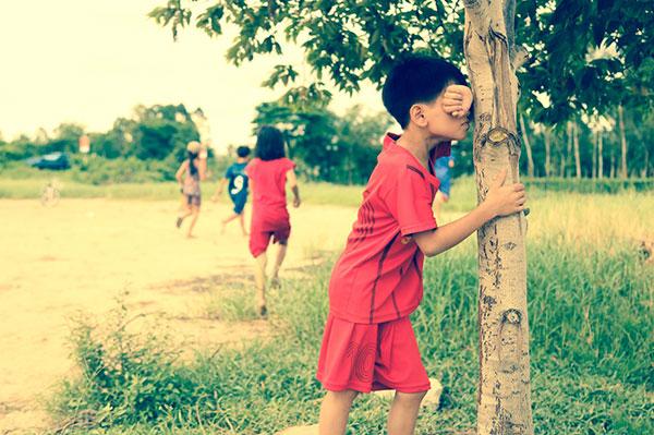 Hình ảnh Tết Trung Thu gọi tuổi thơ về