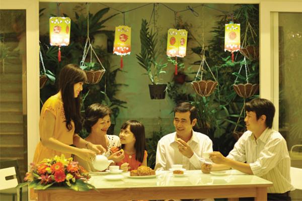Hình ảnh Tết trung thu ở Việt Nam-Tết của mọi nhà