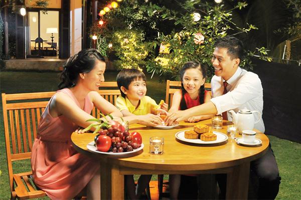 Hình ảnh bánh Trung Thu Kinh Đô 2015 thượng hạng