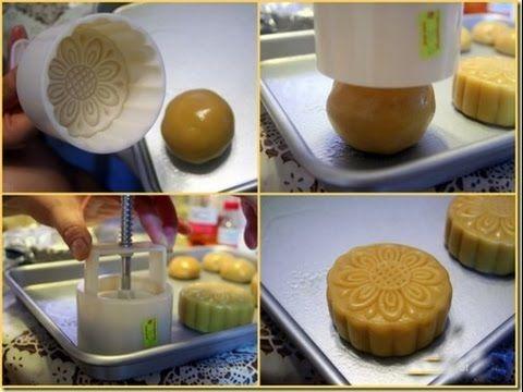 Cách làm bánh nướng Trung Thu thơm ngon